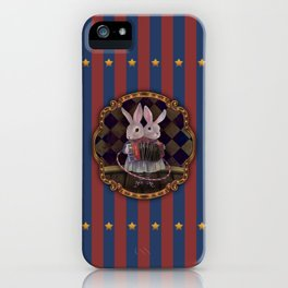 Mysterious Circus Tour iPhone Case