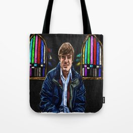 John Maus: Knight of Faith Tote Bag