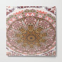 Some Other Mandala 620 Metal Print