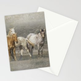 A Band of Horses Stationery Cards