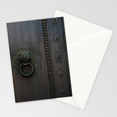 Dark Entry  Stationery Cards