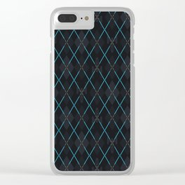 Hope Lightsabers Clear iPhone Case