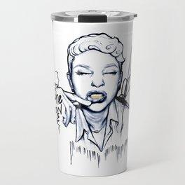 #STUKGIRL Danielle Travel Mug