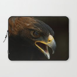 Golden Eagle | Art Print | Wildlife Photography | Nature Laptop Sleeve