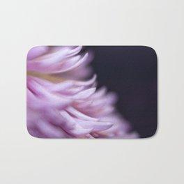 Wispy Purple Petals Bath Mat