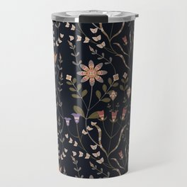 Dakota Prairies: Florals Travel Mug