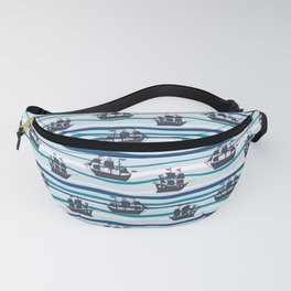 Pirates of the Seven Seas Fanny Pack