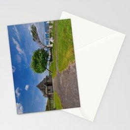 Saint Tudno church 3 Stationery Cards