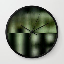 reset. 4 Wall Clock