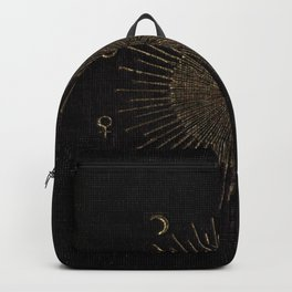 Astronomy Symbols Backpack