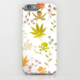 Stoney Vibes iPhone Case