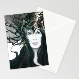 Kyrie Liaisons Stationery Cards