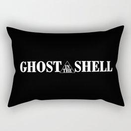 Ghost Shell - Anime - Sci-fi - Cyborg Rectangular Pillow