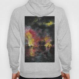 Oceanfire Hoody