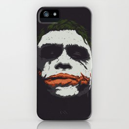 J. iPhone Case
