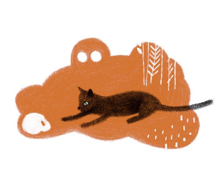 Cat's Dream Metal Travel Mug