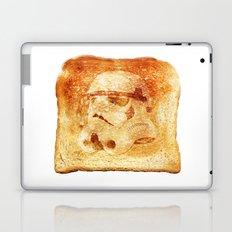 Stormtrooper Toast Laptop & iPad Skin