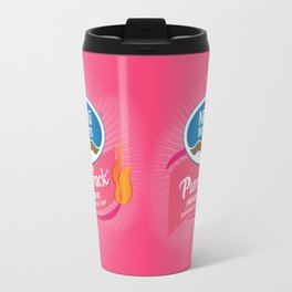 For Cancer Travel Mug
