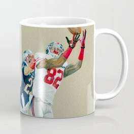 Toe Tappin' - Colored Pencil Sports Coffee Mug