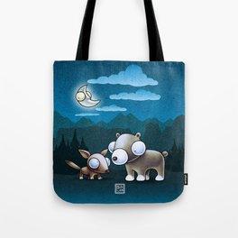 Nightlife! Tote Bag