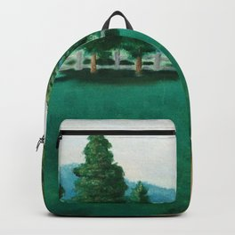 Countryside in England Backpack