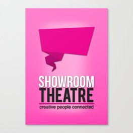 Showroom Theatre Canvas Print