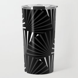 Minimalistic Pattern Travel Mug
