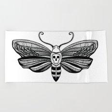 Acherontia Beach Towel