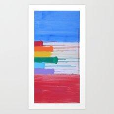 Viva La France 9 Art Print