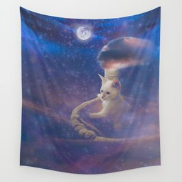 Off and Away Wall Tapestry