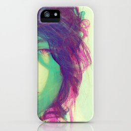 TWO SIDES iPhone Case