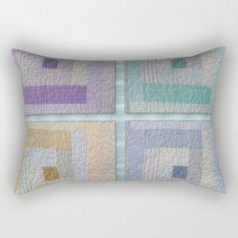 Country Quilt Rectangular Pillow
