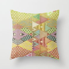 A FARCE / PATTERN SERIES 003 Throw Pillow