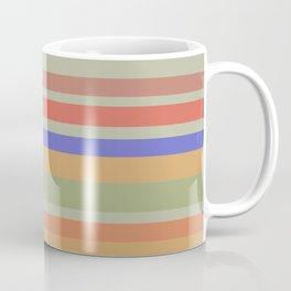 Striped Colorful Coffee Mug