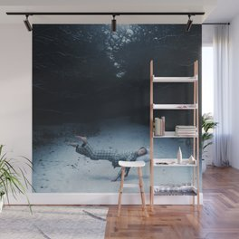 An Underwater Spell Wall Mural