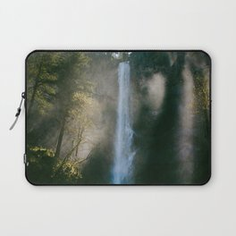 Enchanted Forest Waterfall Laptop Sleeve