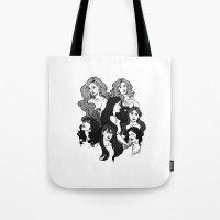 women Tote Bags featuring Women by Nike93