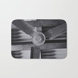 Fan Bath Mat