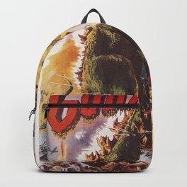 Godzilla rampage Backpack