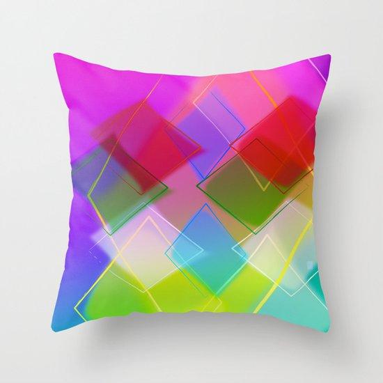Topaz Throw Pillow