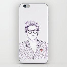 Sweetheart N iPhone Skin