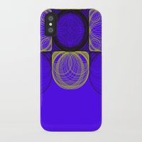 lee pace iPhone & iPod Cases featuring spirals pace by Gaspart
