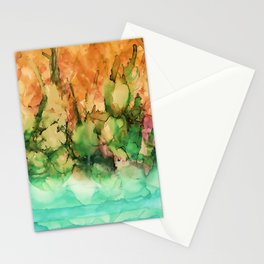Tropical Riverside Stationery Cards
