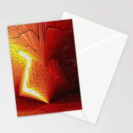 Between Light and Dark - HS Series Stationery Cards