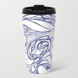 Continuous Warp   Metal Travel Mug
