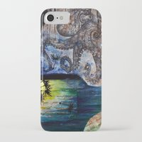literary iPhone & iPod Cases featuring Literary Octopus by Sarah Sutherland