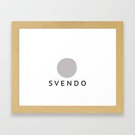 melasvendo Framed Art Print
