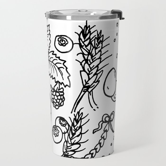 patisserie power Travel Mug