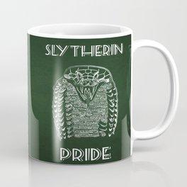 Slytherin Snake Coffee Mug
