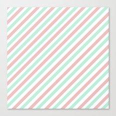 Candycane Canvas Print
